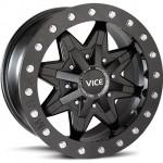 M16-Vice-Beadlock-UTV-Wheels-Flat-Black