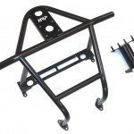 RZR XP 1000 Rear Bumper w Spare Tire Carrier