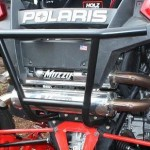 RZR-XP Pre-Runner Rear Bumper back