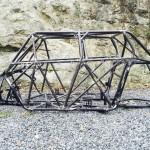 XP1000 4 Chromoly Weld On Race Cage