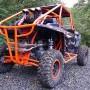 Highlifter cage back bumper