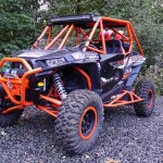 Highlifter cage bumper